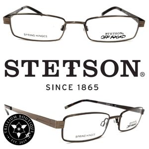 Stetson Off Road 5011 Glasses Frames Antique Tan